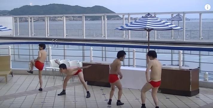 友人サプライズダンス