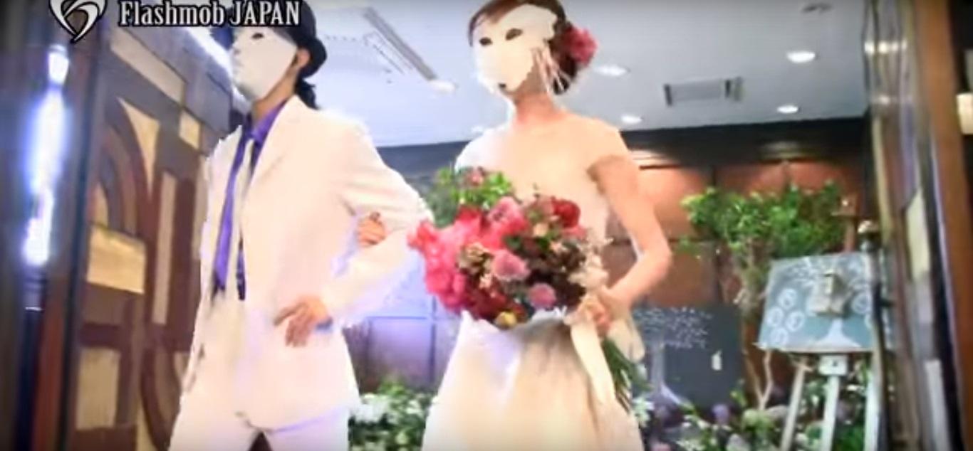 結婚式余興マイケル