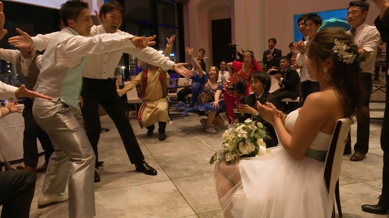 余興ダンス